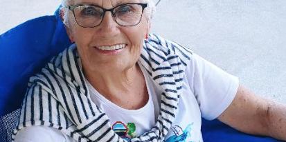 Helen Casoli smiling